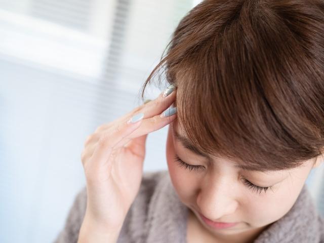 ストレスや眼精疲労も頭痛の原因になります